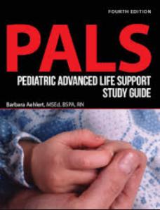 Pediatric Advanced Life Support Study Guide 4th Edition PDF
