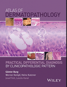 Atlas of dermatopayhology pdf