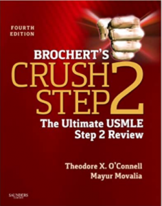 Brochert's crush step 2 the ultimate usmle step 2 review 4th 2121 edition pdf