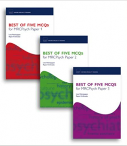 Best of five MCQs for MRCPsych papers 1 2 and 3 Pack PDF