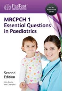 Pastest MRCPCH 1essential questions in paediatrics pdf