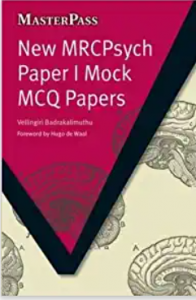 Masterpass new MRCPsych paper 1 mock mcqs papers pdf