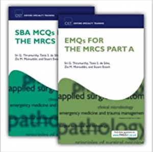 SBA MCQs and EMQs for the MRCS Part A Complete Pack PDF