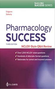 Pharmacology Success NCLEX-style Q&A Review PDF