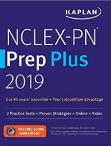 Kaplan NCLEX-PN Prep 2019 PDF