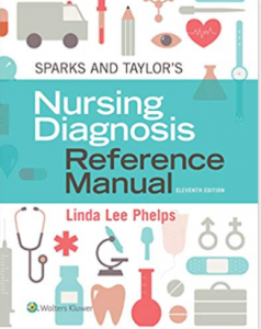 Sparks and Taylor's Nursing Diagnosis Reference 11th Edition PDF free