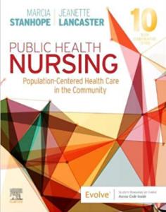 Public Health Nursing Population-Centered Health Care in the Community 10th Edition PDF