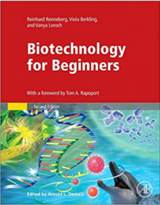 Biotechnology for Beginners 2nd Edition PDF