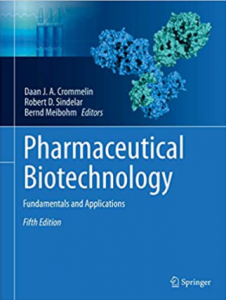 Pharmaceutical Biotechnology Fundamentals and Applications 5th Edition PDF