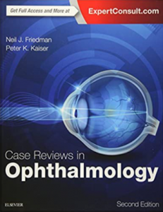 Case reviews in ophthalmology 2nd edition PDF