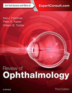 Review of ophthalmology 3rd Edition PDF