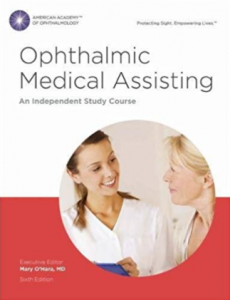 Ophthalmic Medical Assisting An Independent Study Course 6th Edition PDF