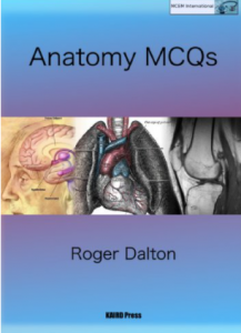 Anatomy MCQs PDF