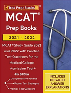 MCAT Prep Books 2021-2022 4th Edition PDF