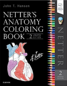 Netter's Anatomy Coloring Book PDF