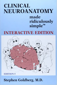 Clinical Neuroanatomt Made Ridiculously Simple 5th Edition PDF