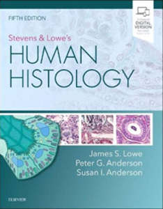 Stevens and Lowe's Human Histology 5th Edition PDF