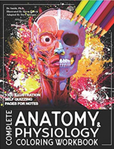 Complete Anatomy and Physiology Coloring Workbook PDF