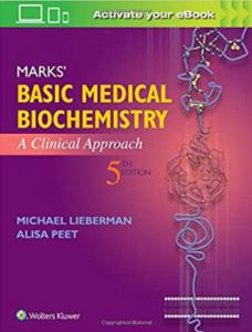 Marks' Basic Medical Biochemistry A Clinical Approach 5th Edition PDF