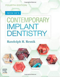 Misch's Contemporary Implant Dentistry 4th Edition PDF
