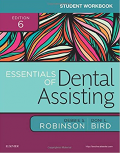 Student Workbook for Essentials of Dental Assisting 6th Edition PDF