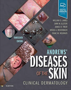 Andrews' Diseases of the Skin Clinical Dermatology 13th Edition PDF