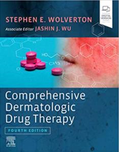 Comprehensive Dermatologic Drug Therapy 4th Edition PDF