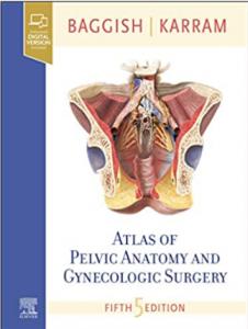 Atlas of Pelvic Anatomy and Gynecologic Surgery 5th Edition PDF