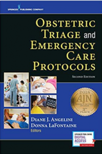 Obstetric Triage and Emergency Care Protocols 2nd Edition PDF