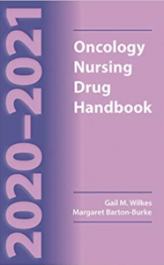 2020-2021 Oncology Nursing Drug Handbook 23rd Edition PDF