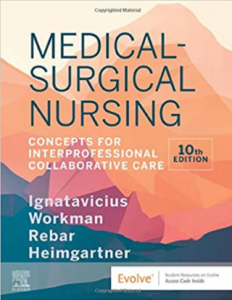 Medical-Surgical Nursing Concepts for Interprofessional Collaborative Care 10th Edition PDF