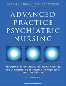 Advanced Practice Psychiatric Nursing 2nd Edition PDF free