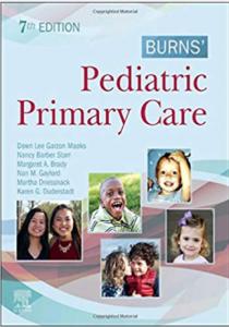 Burns' Pediatric Primary Care 7th Edition PDF