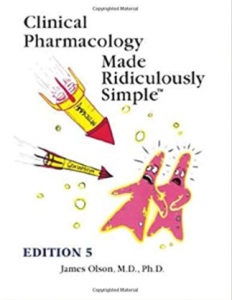 Clinical Pharmacology Made Ridiculously Simple 5th Edition PDF