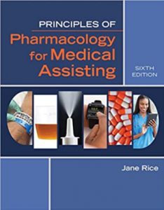 Principles of Pharmacology for Medical Assisting 6th Edition PDF