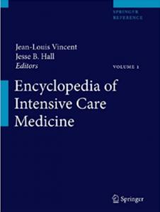 Encyclopedia of Intensive Care Medicine volume 1 to 4 PDF