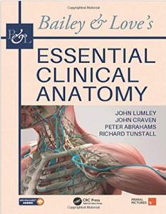 Bailey & Love's Essential Clinical Anatomy PDF