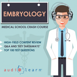 Embryology Medical School Crash Course PDF