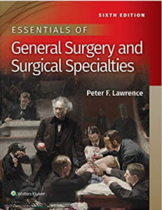 Essentials of General Surgery and Surgical Specialties 6th Edition PDF