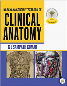 Narayana Concise Textbook of Clinical Anatomy PDF