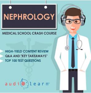 Nephrology Medical School Crash Course audiobook PDF