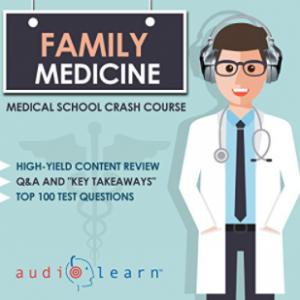 Family Medicine Medical School Crash Course Audiobook PDF