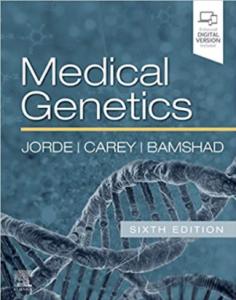 Medical Genetics 6th Edition PDF