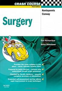 Surgery Crash Course 3rd Edition PDF
