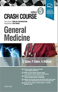 Crash Course General Medicine 5th Edition PDF