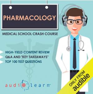 Pharmacology Medical School Crash Course PDF