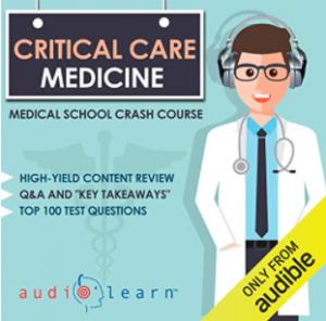 Critical Care Medicine Medical School Crash Course PDF