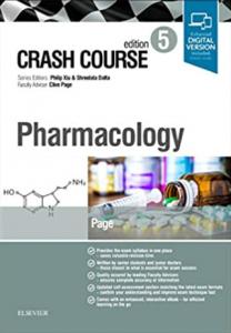Crash Course Pharmacology 5th Edition PDF