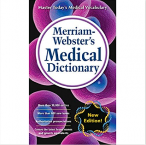 download Merriam-Webster's Medical Dictionary
