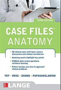 Case File Anatomy PDF